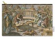 Bartolommeo Eustachio Carry-all Pouch