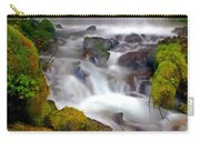 Base Of The Falls Carry-all Pouch by Marty Koch