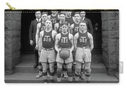 Basketball Team, 1920 Carry-all Pouch