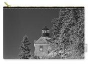 Bass Harbor Lighthouse Mount Desert Island Maine Carry-all Pouch