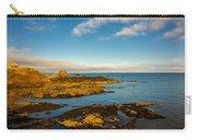 Bass Rock From Dunbar Carry-all Pouch
