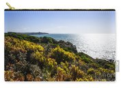 Bass Strait Ocean Landscape In Tasmania Carry-all Pouch