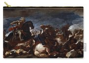 Battle Of Saint-quentin Carry-all Pouch