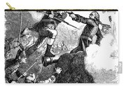 Battle Of Stony Point, 1779 Carry-all Pouch by Granger