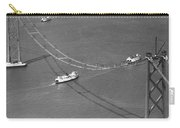 Bay Bridge Under Construction Carry-all Pouch
