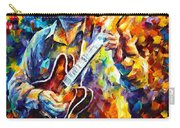 Bb King  Long Nights Carry-all Pouch