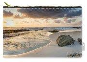 Beach Sunrise Carry-all Pouch