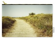 Beach Trail Carry-all Pouch by Les Cunliffe