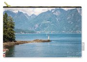 Beacon At Snug Cove Carry-all Pouch