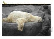 Bear On A Break Carry-all Pouch