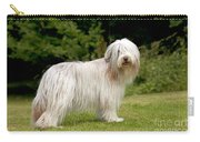 Bearded Collie Dog Carry-all Pouch