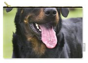 Beauceron Dog Carry-all Pouch