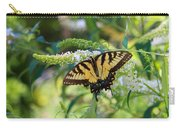 Beautiful Butterfly Pollination Carry-all Pouch