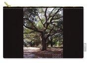 Beautiful Oak Carry-all Pouch