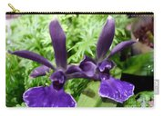 Beautiful Orchid Flower  Carry-all Pouch