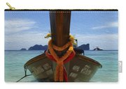 Beauty Of Boats Thailand 1 Carry-all Pouch