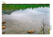Beauvert Lake In Jasper Np-ab Carry-all Pouch