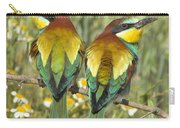 Bee-eaters Carry-all Pouch