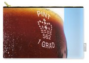 Beer Pint Glass Carry-all Pouch