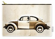 Beetle Car Carry-all Pouch by David Ridley