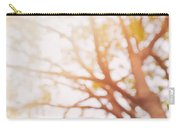 Beneath A Tree  14 5284  Diptych  Set 1 Of 2 Carry-all Pouch