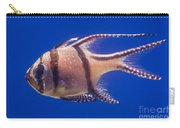 Bengal Cardinal Fish Carry-all Pouch