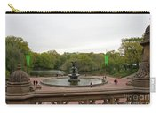 Bethesda Fountain Nyc Carry-all Pouch