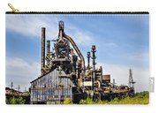 Bethlehem Steel Mill Carry-all Pouch