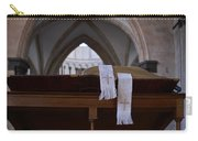 Bible In Temple Carry-all Pouch
