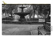 Bienville Square Carry-all Pouch
