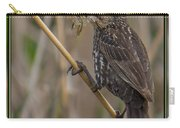 Big Dinner For Female Red Winged Blackbird I Carry-all Pouch