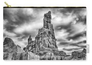 Big Thunder Mountain Railroad Carry-all Pouch by Howard Salmon