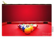 Billards Pool Game Carry-all Pouch
