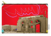 Birdcage Theater Number 2 Tombstone Arizona C.1934-2009 Carry-all Pouch