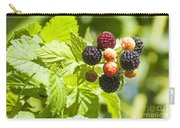 Black Raspberries 2 Carry-all Pouch