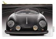 Black Porsche Speedster Carry-all Pouch