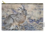 Black-tailed Jackrabbit Carry-all Pouch