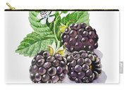 Artz Vitamins Series The Blackberries Carry-all Pouch
