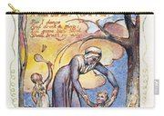Blake: Songs Of Experience Carry-all Pouch