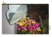 Blank Greeting Card 3 Carry-all Pouch
