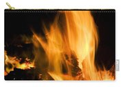 Blazing Campfire Carry-all Pouch