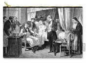 Blood Transfusion, 1874 Carry-all Pouch