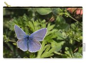 Blue Beauty Carry-all Pouch