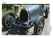 Blue Bugatti Oldtimer Carry-all Pouch