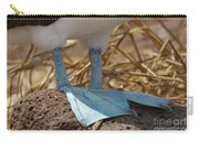 Blue Footed Boobie Galapagos Carry-all Pouch