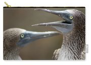 Blue-footed Boobies Carry-all Pouch
