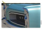 Blue Gto Carry-all Pouch