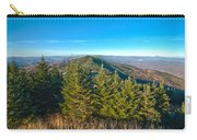 Blue Ridge Mountains North Carolina Carry-all Pouch