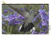 Blue-throated Hummingbird Carry-all Pouch