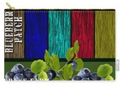 Blueberry Patch Carry-all Pouch